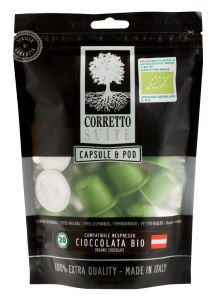 CHOCOLATE BIO CORRETTO SUITE (20 UNID.)