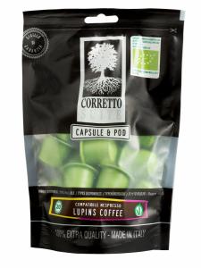CAFÉ TREMOÇO BIO CORRETTO SUITE (20 UNID.)