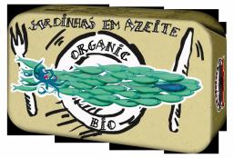 Sardinha em Azeite bio 120gr
