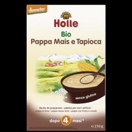 Papa Milho + Tapioca 4M Bio 250g Holle
