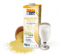 BEBIDA DE MILLET BIO ISOLA 1L