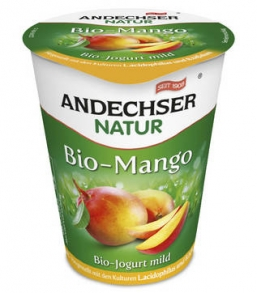 IOGURTE MANGA bio 150G ANDECHSER