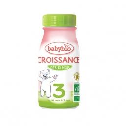 Leite crescimento Bio 25cl BabyBio