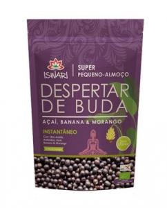DESPERTAR DE BUDA AÇAÍ, BANANA & MORANGO BIO 360G ISWARI