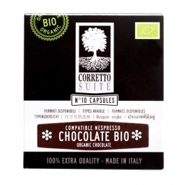 CHOCOLATE BIO CORRETTO SUITE (10 UNID.)