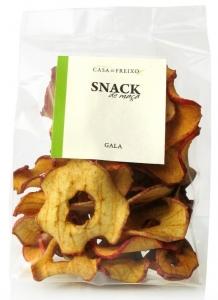 snack bio de Maça Gala 50gr