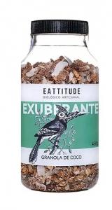 GRANOLA EXUBERANTE EATTITUDE BIO 450G