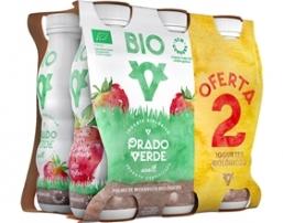 Iogurte Liquido Bio. Polpa Mor. 6 X156 Ml