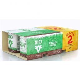Iogurte Biologico Natural 6X125g