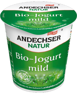 IOGURTE NATURAL 3,7% BIO 150G ANDECHSER