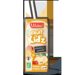 Sumo maçã manga acerola Bio 20cl VitaBio Kid'z