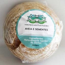 Pão Aveia e Sementes S/Glúten Pachamama