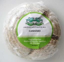 Pão Canhãmo S/ Glúten Pachamama