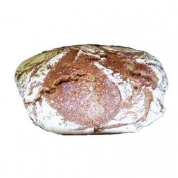 Pão espelta c/curcuma e pimenta preta pachamama 400G
