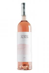 Vinho rosé Bio Outeiros Altos 2015