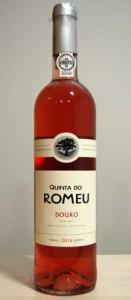 VINHO ROSÉ QUINTA DO ROMEU DOURO 2014